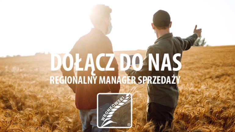 Oferta pracy – managerowie sprzedaży – branża nasienna